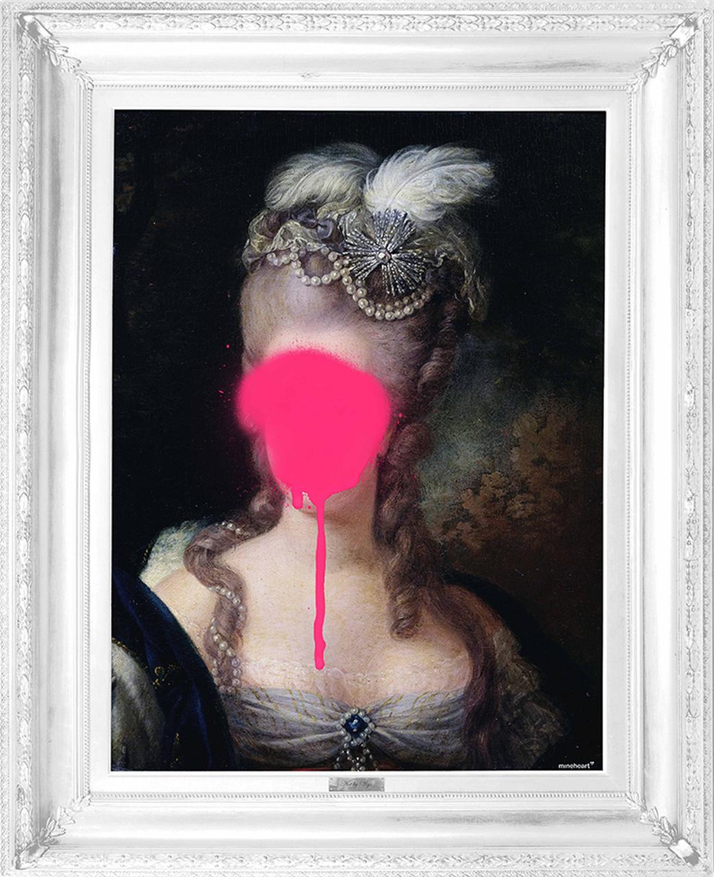 Madame Blush Canvas