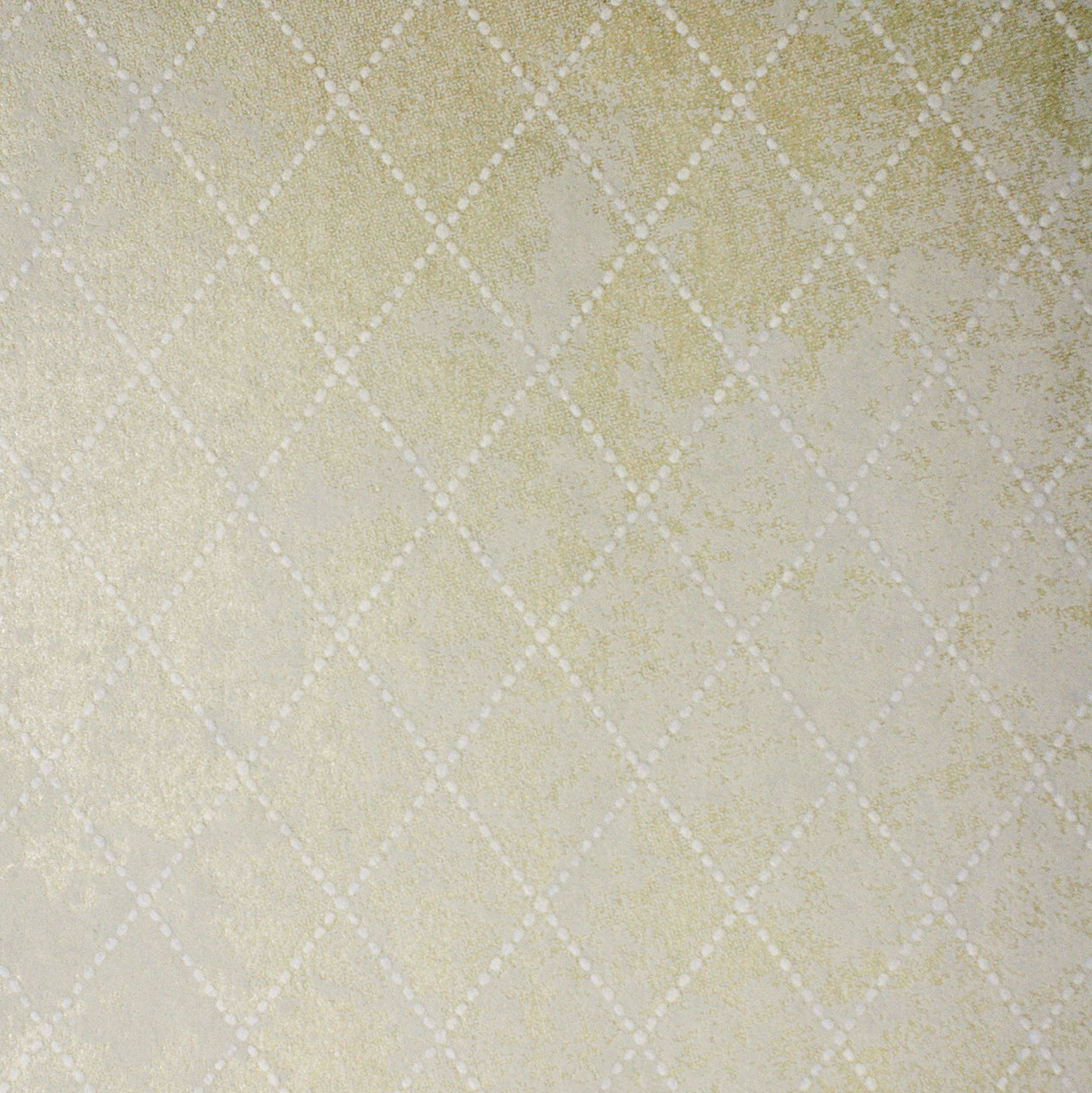 Moderna Diamond Stitch wallpaper - Cream