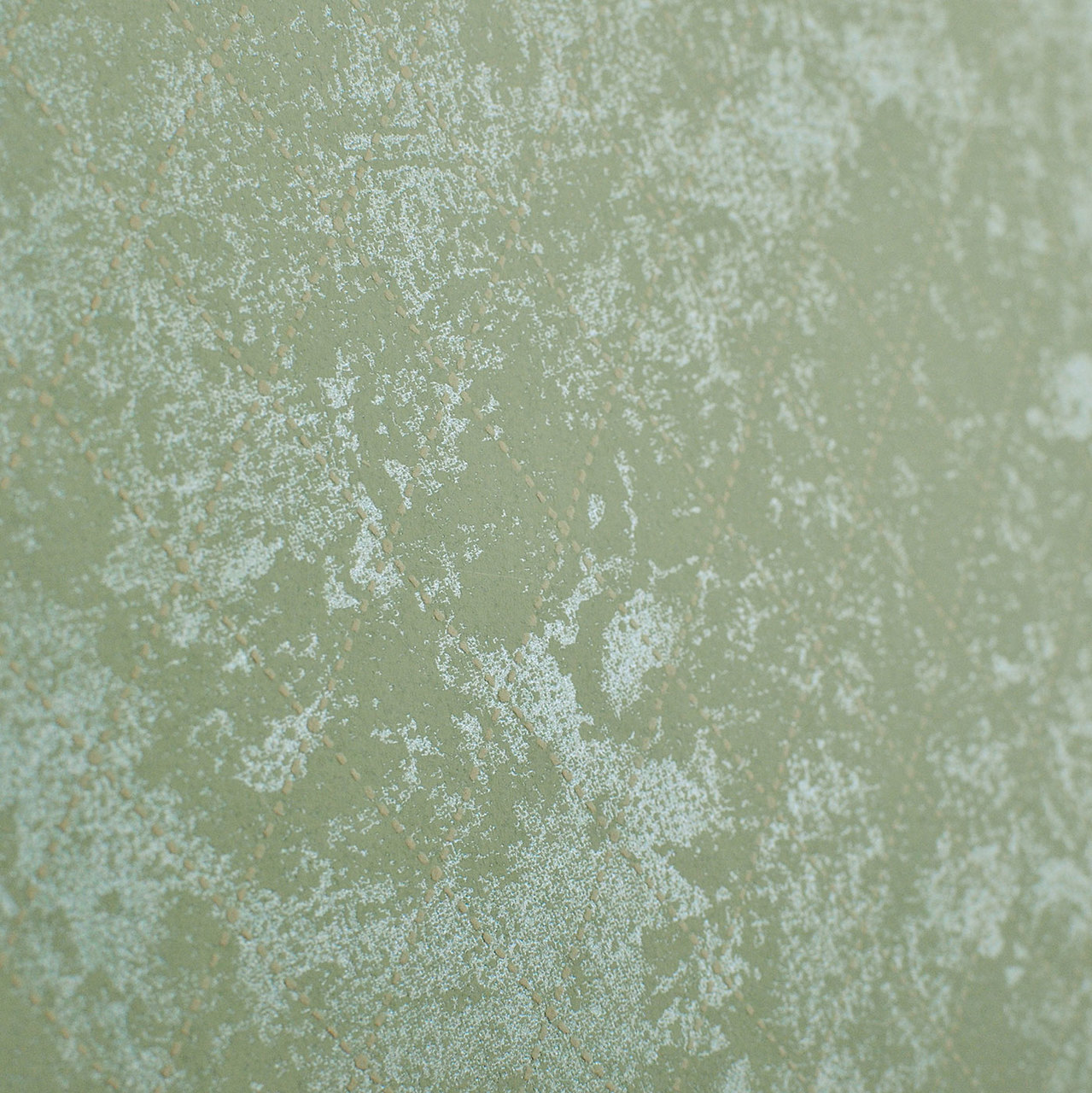 Moderna Diamond Stitch wallpaper - French Green
