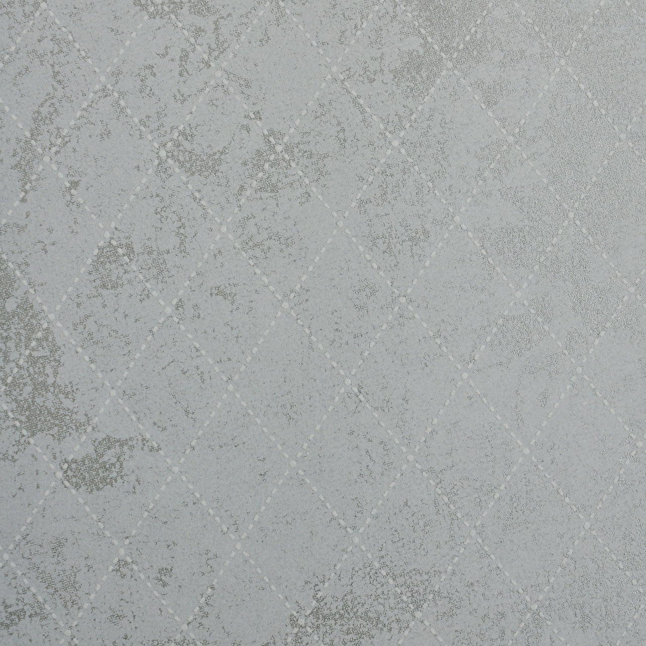 Moderna Diamond Stitch wallpaper -Grey