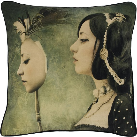 Mirror Mirror cushion