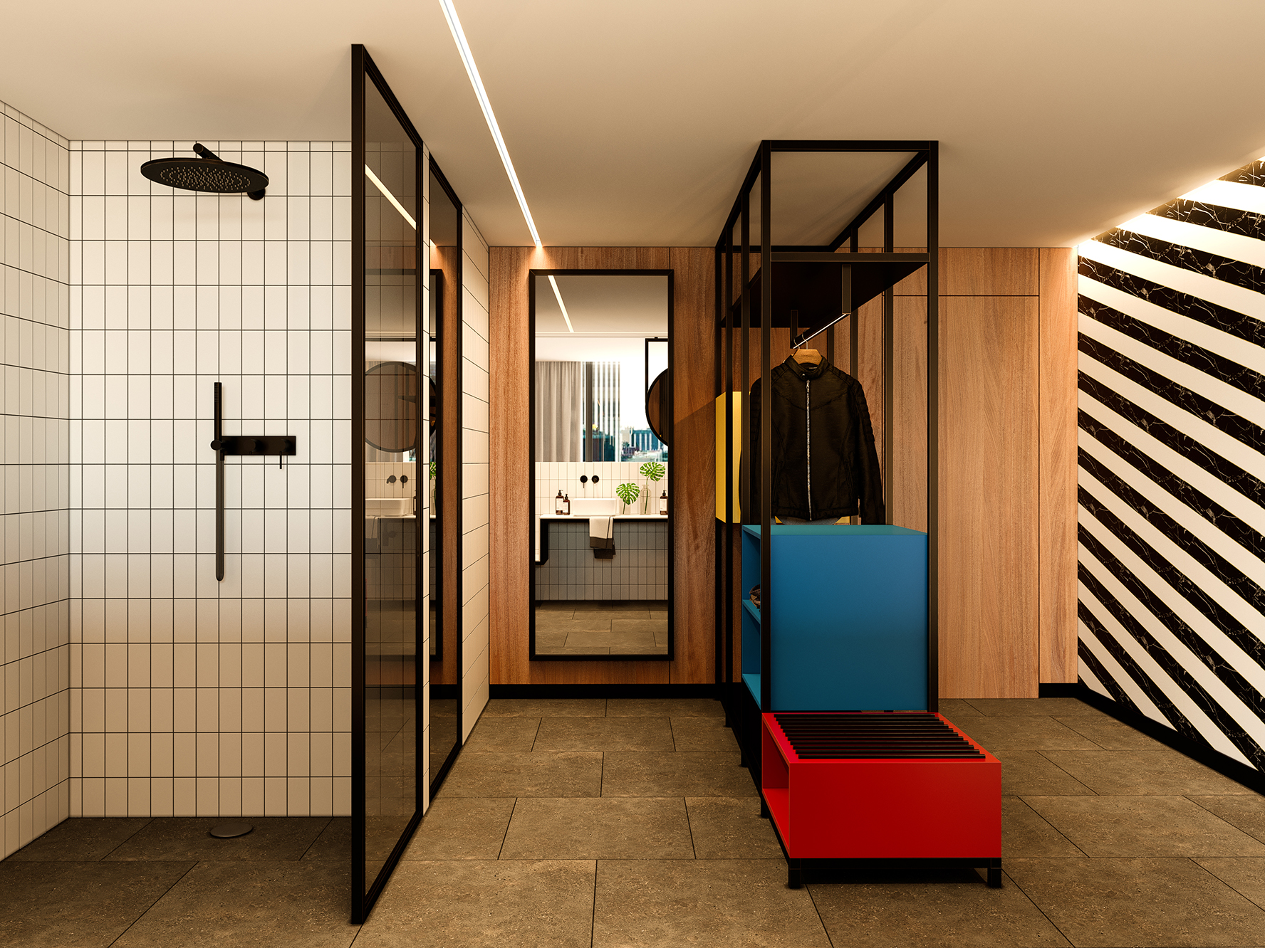 Zag Hotel designed by Moem Studio - Mineheart's Interior Design Awards - Mineheart - Art gallery