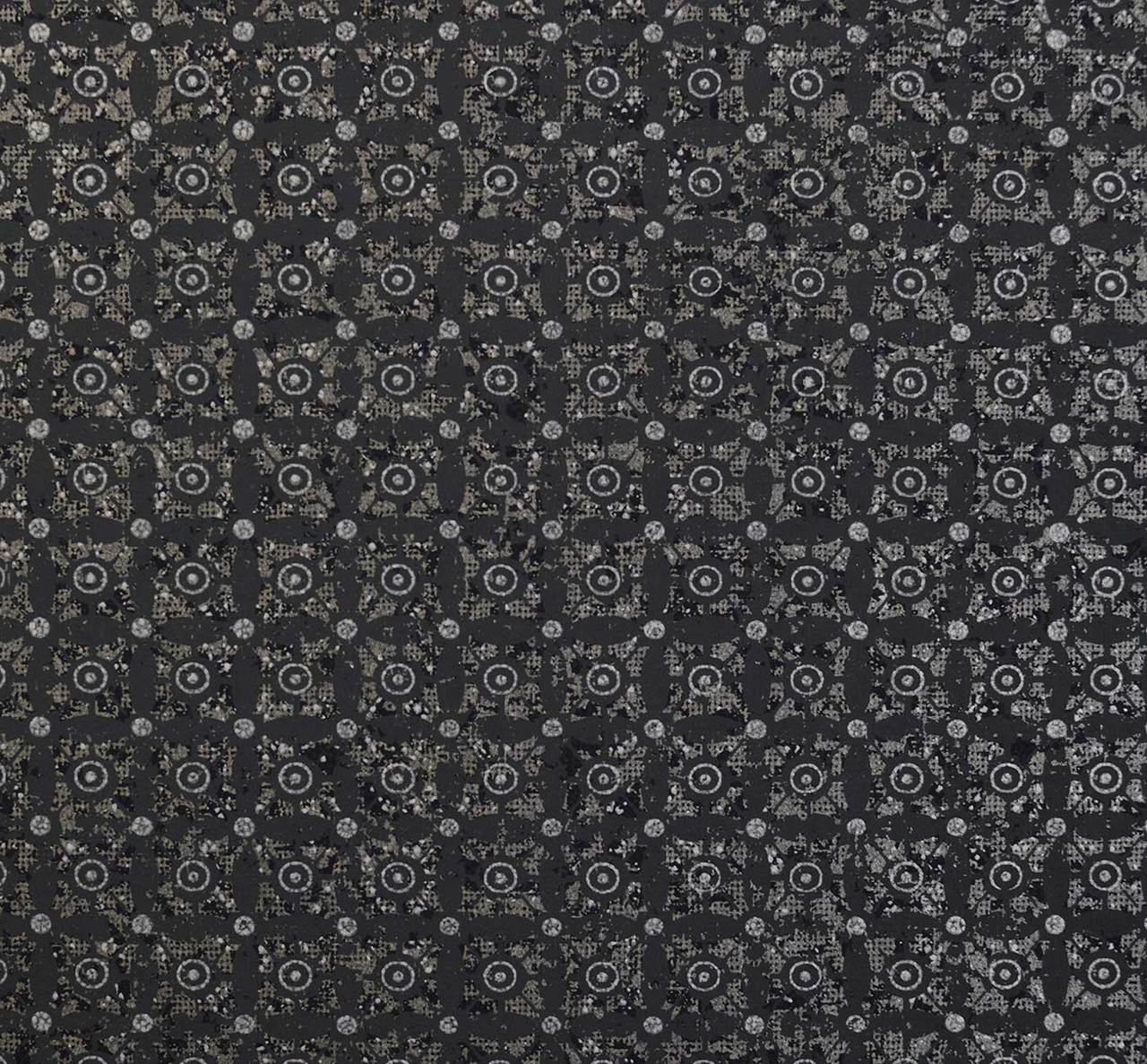 Classico Tile Pattern wallpaper - Brown